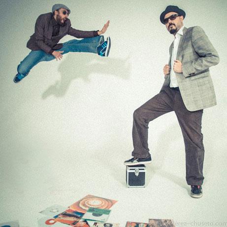 Groove Lee & Funk Norris